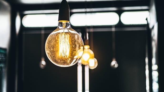 Vintage-style bulb