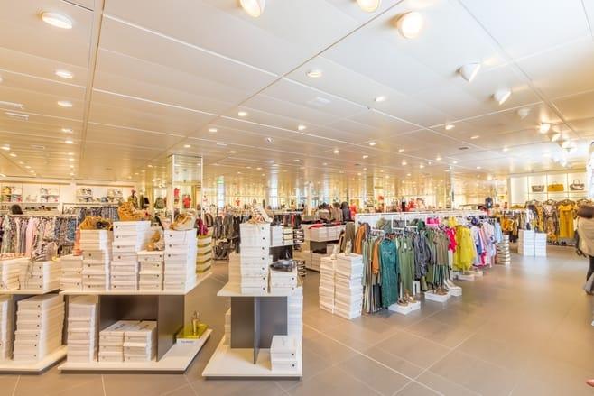 Fig. 2. A shop in Switzerland