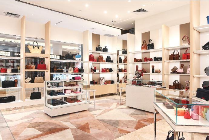 Fig. 1. Longchamp store (Source: Baseline)